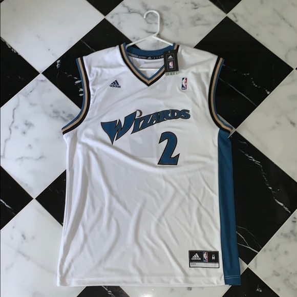 quality design ff09a aeb86 John Wall Wizards Jersey NWT
